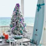 Море. Пляж. Елка! 16 примеров новогодней елки с видом на лето