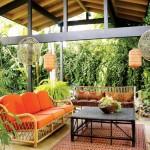 Патио: как сделать красивый частный двор