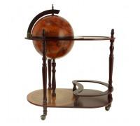 """Бар-столик глобус """"Античность"""""""