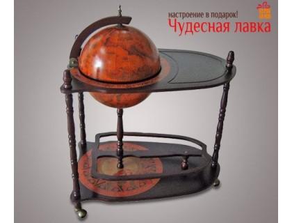 """Бар-столик """"Глобус"""""""