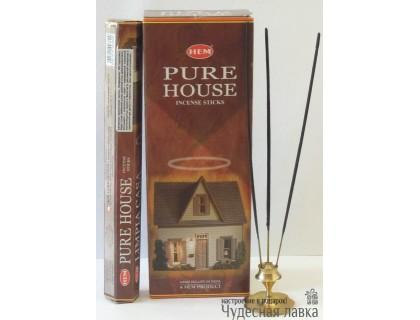 Благовония HEM Pure House (Чистый дом)