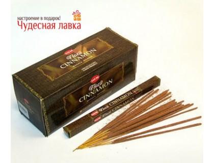 Благовония HEM Flora Masala Cinnamon (Корица)