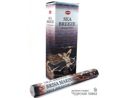 Благовония HEM Sea Breeze (Морской бриз)