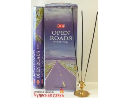 Благовония HEM Open Roads (Открытые дороги)