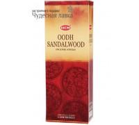 HEM Oodh-Sandalwood – (Сандал с соком алойного дерева)