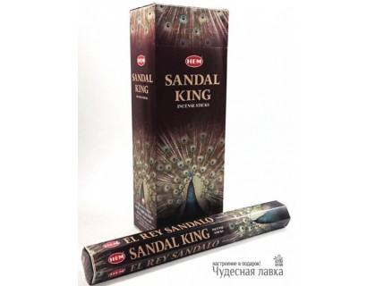 Благовония HEM Sandal king (Сандаловый король)
