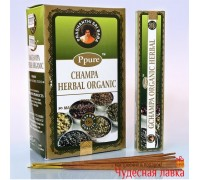 Благовония Ppure Herbal Organic