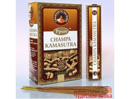 Благовония Ppure Кamasutra
