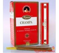 Благовония Ppure Red Champa