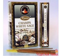Благовония Ppure White Sage