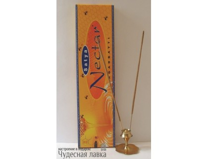Благовония Satya Nectar – Нектар