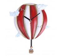 Часы «На воздушном шаре» настенные