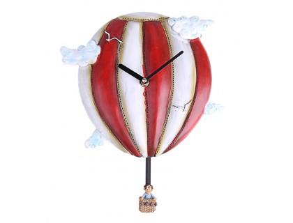 """Часы настенные  """"На воздушном шаре"""""""