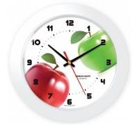 """Часы настенные Тройка """"Яблоки"""""""