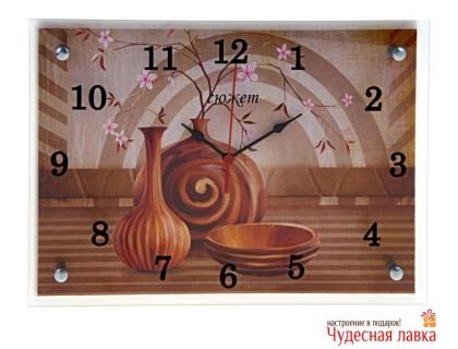"""Настенные часы Сюжет """"Натюрморт"""""""