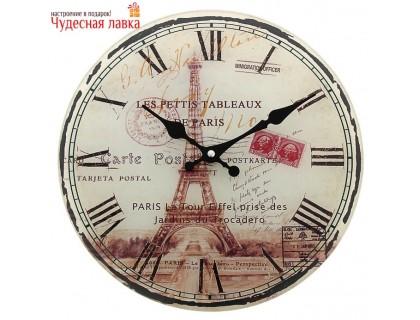 """Настенные часы Luason """"Парижская башня"""""""