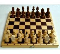 """Шахматы деревянные """"Тренировочные"""" (малые)"""