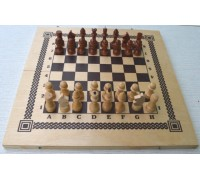 "Набор игр ""3 в 1"": шахматы, нарды, шашки"