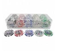 Фишки для покера с металлическим сердечником 13 грамм