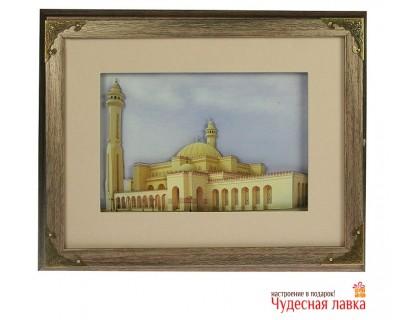 "Ключница 3D ""Мечеть Харам Бейт-Уллах"""
