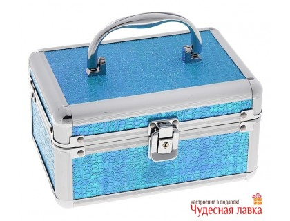 "Дорожная шкатулка ""Бирюза"""