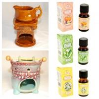 Натуральные благовония и аромамасла
