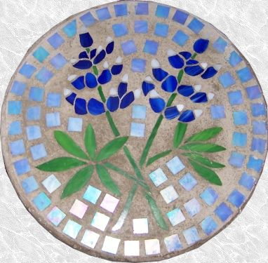 Плитка с мозаикой