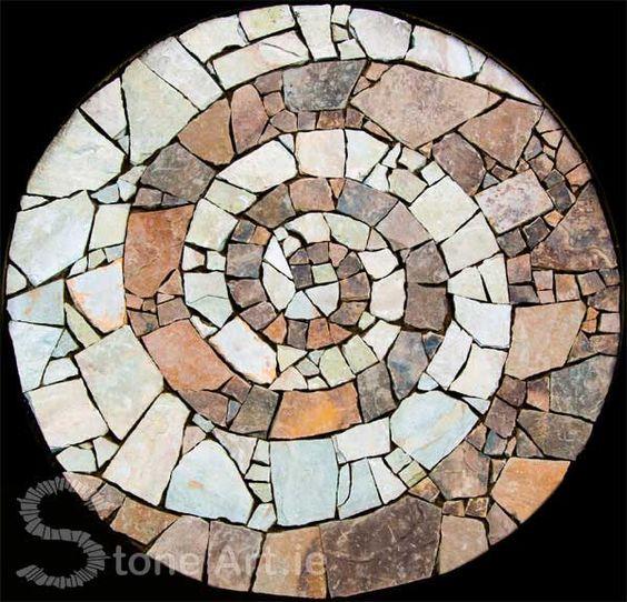 Плитка с мозаикой натуральный камень как сделать своими руками