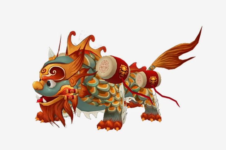 Легенды Китайского Нового года