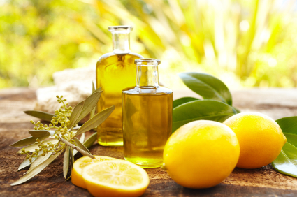 Аромамасло лимон
